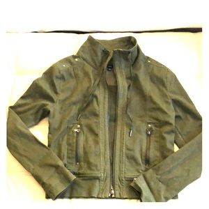 Fate Army Green Jacket